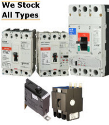 Obsolete, reconditioned molded case breakers are recondtioned, tested and certified.